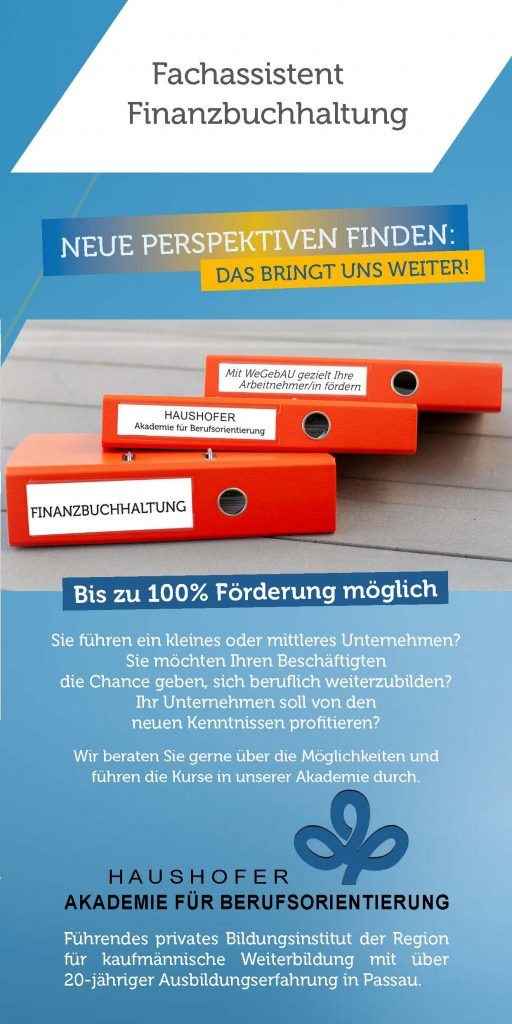 Download Flyer Fachassistent Finanzbuchhaltung